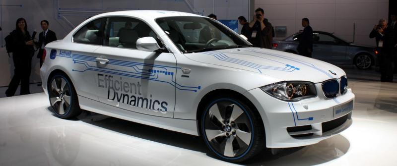Концепт-кар BMW Active E