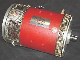 Netgain warp electro for Impulse 9 electric motor