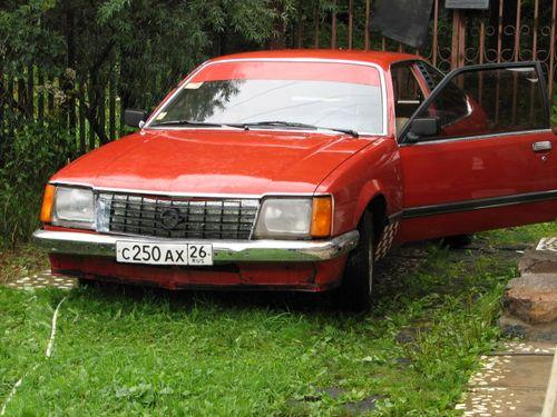 Opel Monza электро