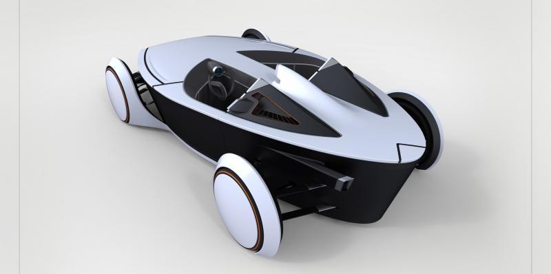 Концепт-кар P-Eco