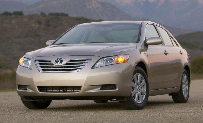 Toyota Camry - отзывы, цены и характеристики, тесты авто. Тойота